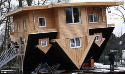 Los alemanes ya imitan a la casa loca
